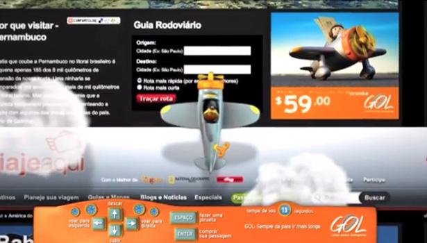 Gol Airlines banner bannergurus 03