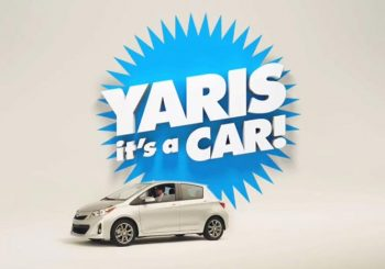 Back to Basics - Yaris Throwback Banner Game