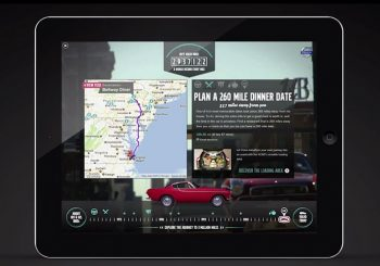 Project Re:Brief | Volvo Tablet banner