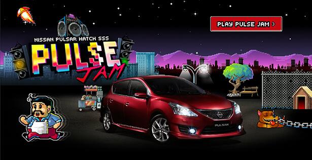 Nissan Pulse Jam bannergurus 01