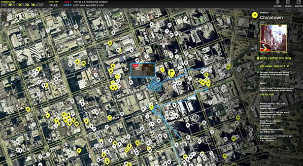 Melbourne Remote Control Tourist bannergurus 02