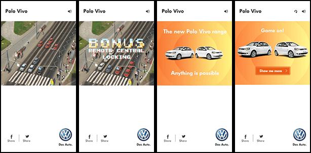Volkswagen Polo Vivo tetris