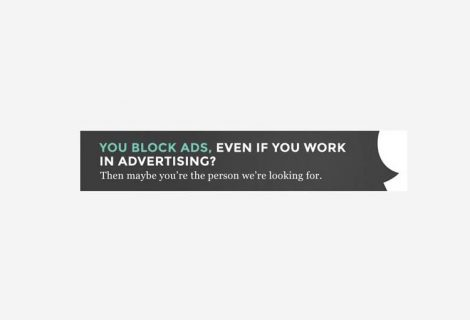 Adblocker Recruiting