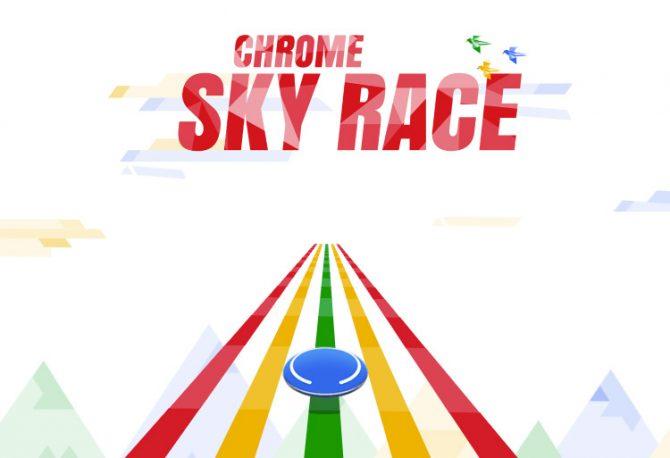 Chrome Sky Race
