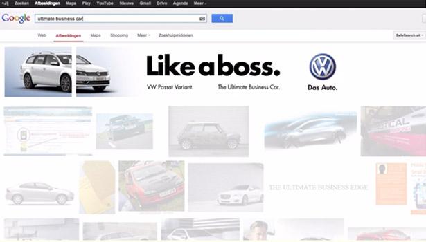 Volkswagen like a boss bannergurus