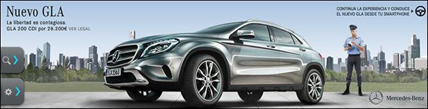 Mercedes Benz control banner 02
