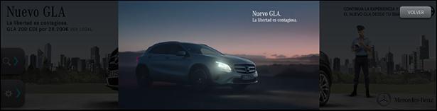 Mercedes Benz control banner 05