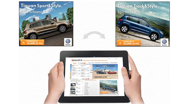 Volkswagen Tiguan Tablet Banner 01