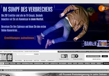 ZDF Online Display Murder Mystery