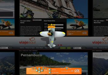 GOL Airlines Mobile Controlled Banner Game