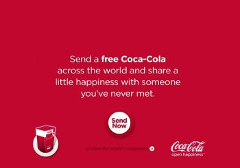 Project Re:Brief | Coca-cola | Mobile Ad