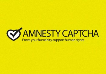 Amnesty Captcha