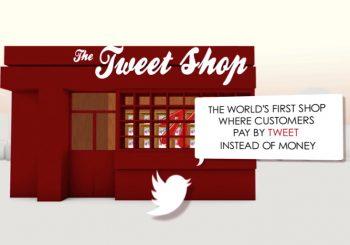 Kellogg's Special K Tweet Shop