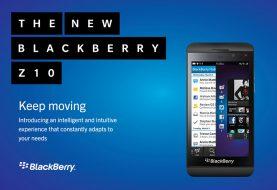 Blackberry Text Challenge Banner