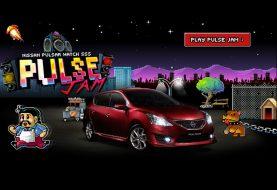 Nissan 'Pulse Jam' Youtube Banner
