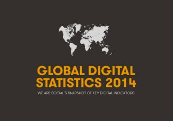 Global Digital Statistics 2014