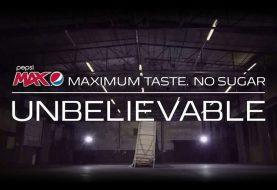 Pepsi Max Unbelievable campaign