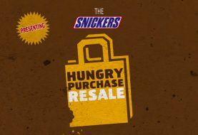 The Snickers Hungry Purchase Resale