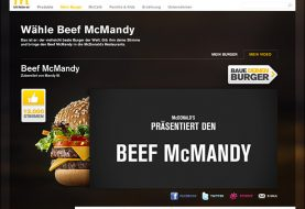 Make Your Own McDonald's Burger